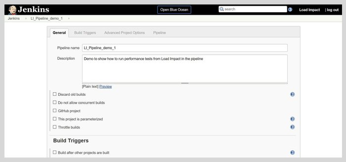 Performance Testing with Jenkins | Load Impact